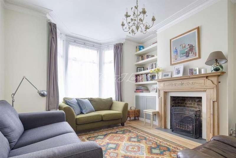 4 Bedrooms Terraced House for sale in Siebert Road, Blackheath, SE3