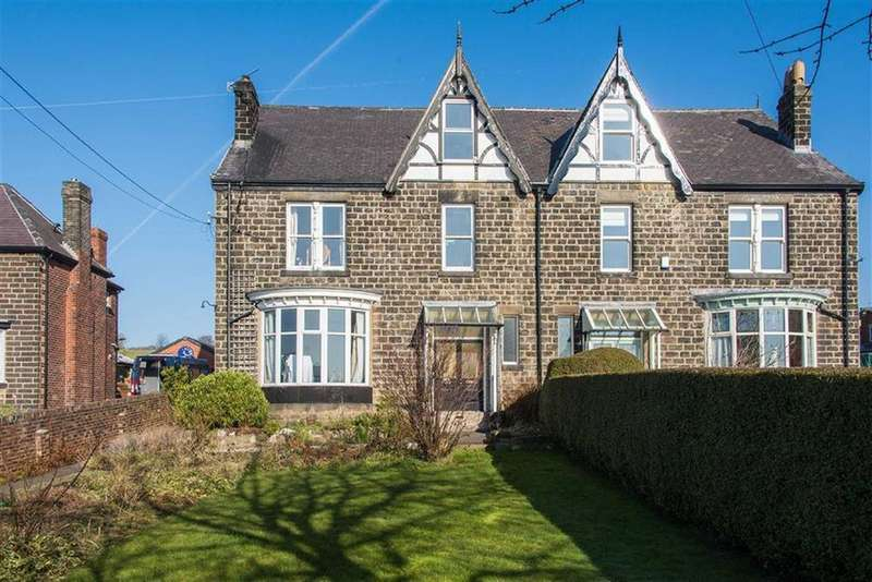 2 Bedrooms Apartment Flat for sale in Loxley Road, Loxley, Sheffield, S6