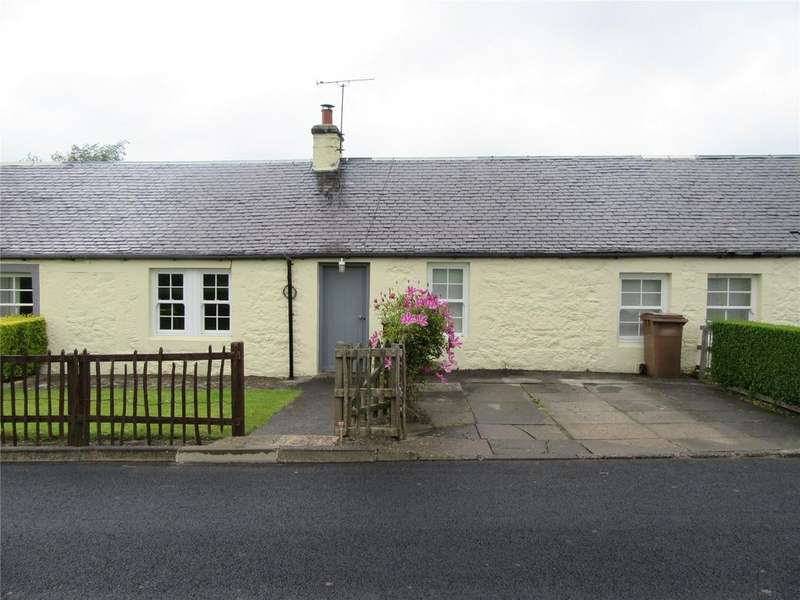 2 Bedrooms Terraced Bungalow for rent in No 2 Newlands Cottage, Monkton, Prestwick, Ayrshire, KA9