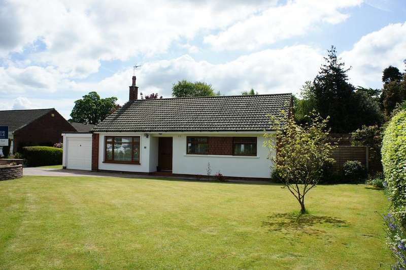 3 Bedrooms Detached Bungalow for sale in Elm Garth, Plains Road, Wetheral