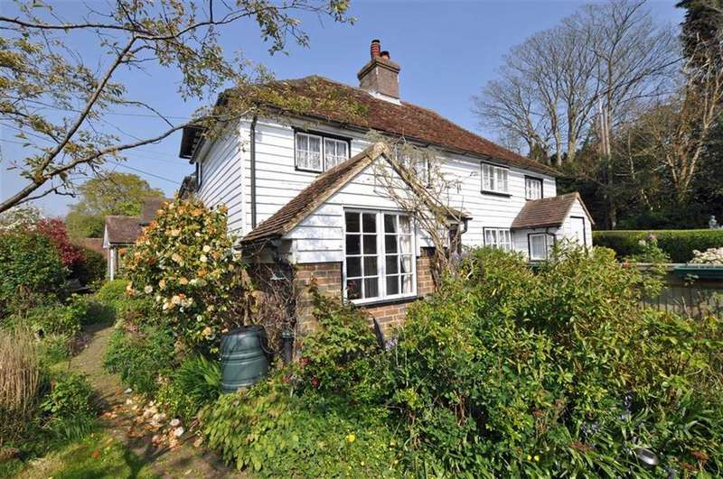 3 Bedrooms Cottage House for sale in Cowbeech