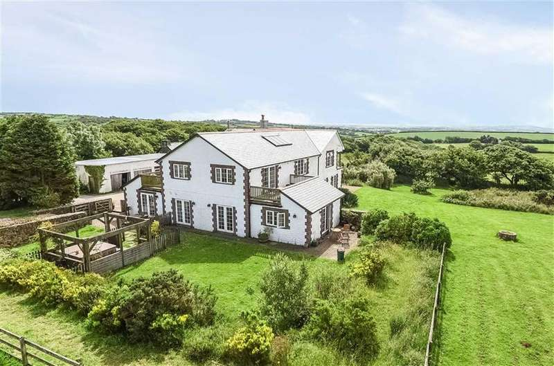 8 Bedrooms Detached House for sale in Draynes, Liskeard, Cornwall, PL14