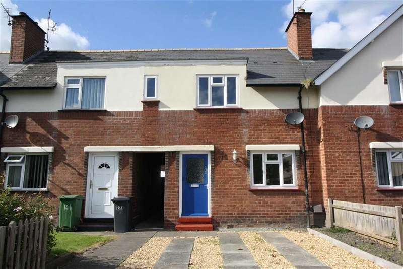 3 Bedrooms Terraced House for sale in New Park Road, Castlefields, Shrewsbury