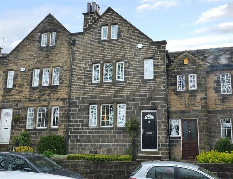 4 Bedrooms Terraced House for sale in The Row, Rawdon