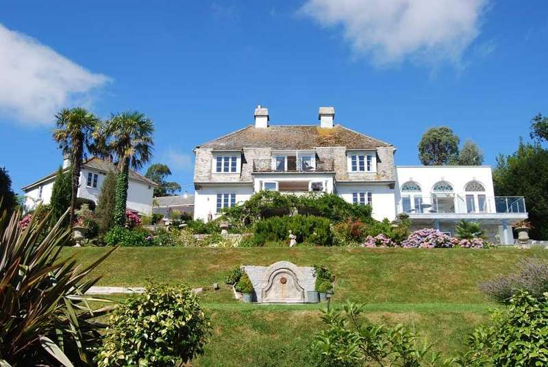 4 Bedrooms Detached House for sale in Port Navas, Helford River, Nr. Falmouth, South Cornwall, TR11
