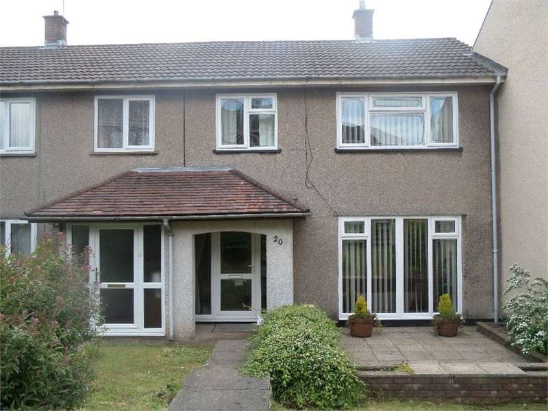 3 Bedrooms Terraced House for sale in Salisbury Court, Greenmeadow, Cwmbran, NP44
