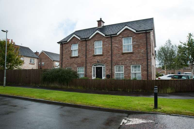 4 Bedrooms Detached House for sale in Millbrooke Manor, Ballymoney, BT53