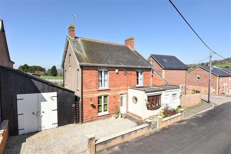 4 Bedrooms Detached House for sale in Station Road, Hemyock, Cullompton, Devon, EX15