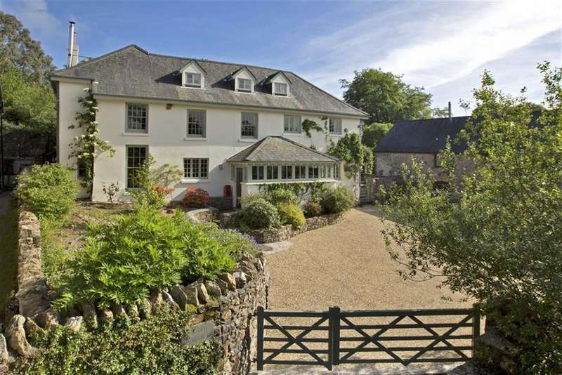 6 Bedrooms Detached House for sale in Chillaton, Kingsbridge, Devon, TQ7