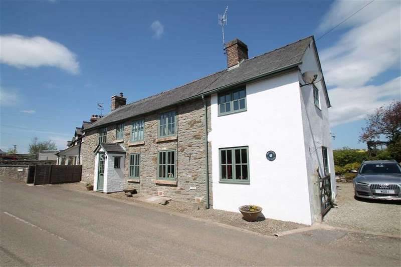 3 Bedrooms Detached House for sale in The Green, Clun, Craven Arms