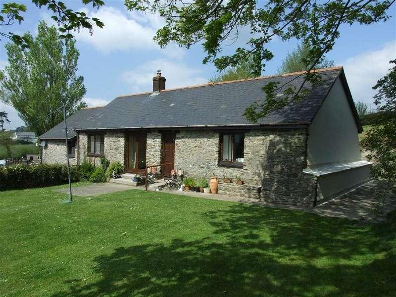 3 Bedrooms Detached House for sale in Goodleigh, Barnstaple, Devon, EX32