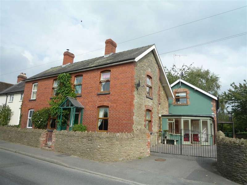 5 Bedrooms Semi Detached House for sale in High Street, Leintwardine
