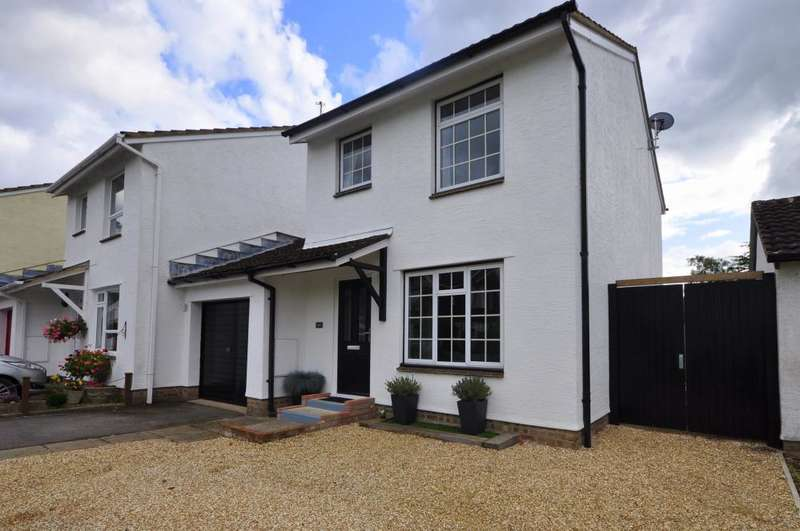 3 Bedrooms Detached House for sale in KINGFISHER WAY, RINGWOOD