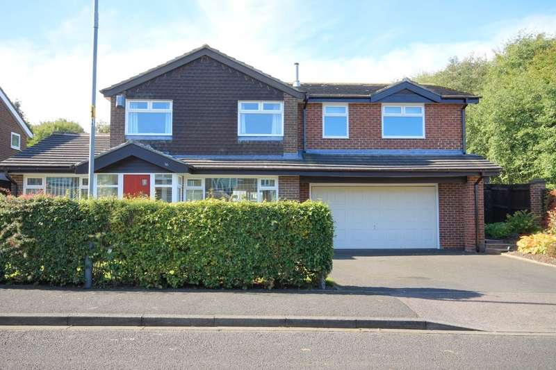 5 Bedrooms Detached House for sale in Penhill Close, Ouston, DH2
