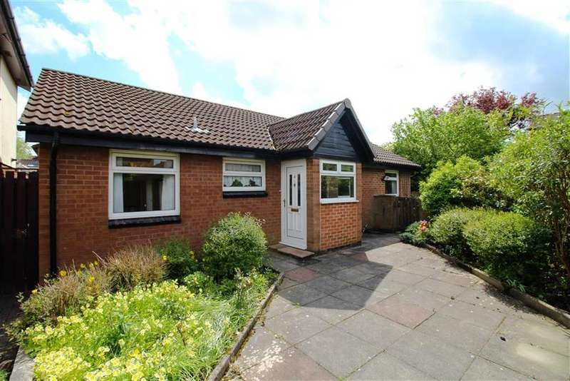 2 Bedrooms Detached Bungalow for sale in Sedge Close, Reddish Vale, Stockport