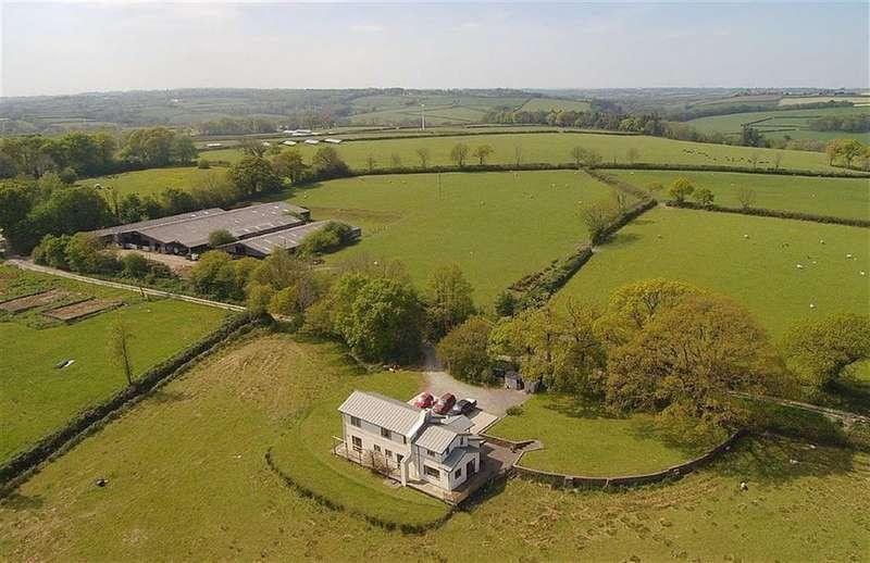 3 Bedrooms Detached House for sale in Bradford, Holsworthy, Devon, EX22