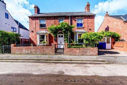4 Bedrooms Detached House for sale in Main Road, Grendon, Northampton, Northamptonshire