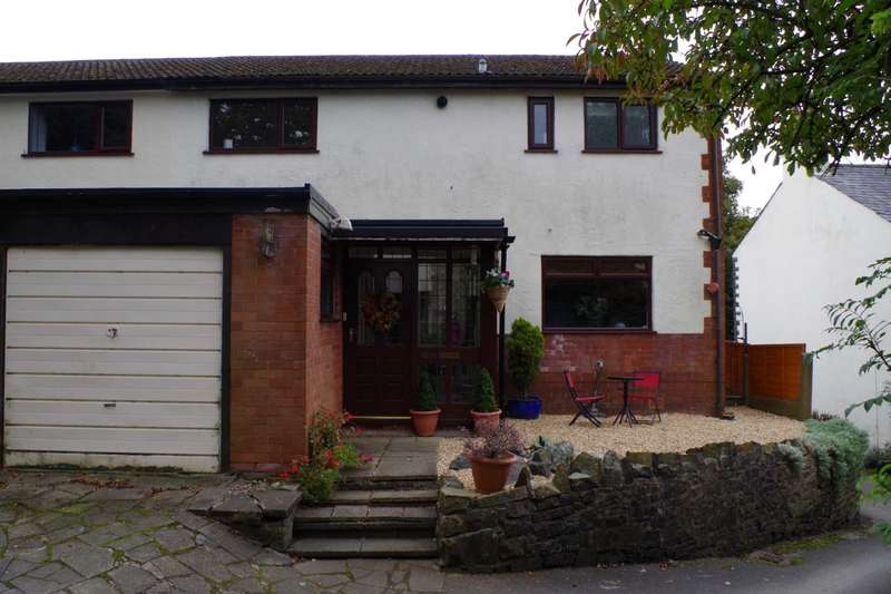 3 Bedrooms Semi Detached House for sale in Blackburn Road, Bromley Cross