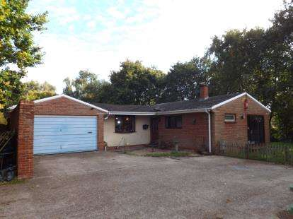 5 Bedrooms Bungalow for sale in Swanwick, Southampton, Hampshire