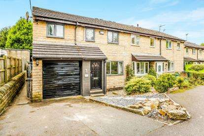 3 Bedrooms Semi Detached House for sale in Naomi Road, Newsome, Huddersfield, West Yorkshire