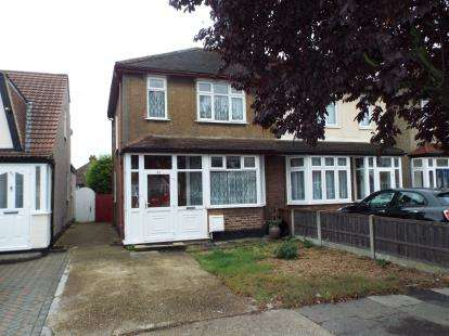2 Bedrooms Semi Detached House for sale in Romford, Havering, Essex