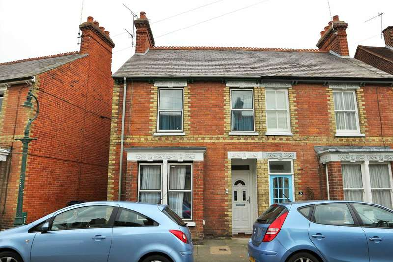 4 Bedrooms End Of Terrace House for sale in Albert Road, Canterbury