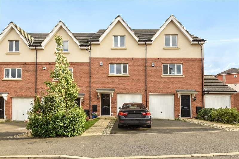 4 Bedrooms Mews House for sale in Worrall Lane, Uxbridge, Middlesex, UB8