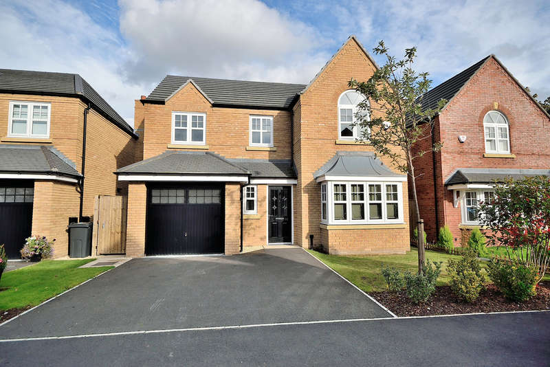4 Bedrooms Detached House for sale in Commissioner Square, Paddington, Warrington