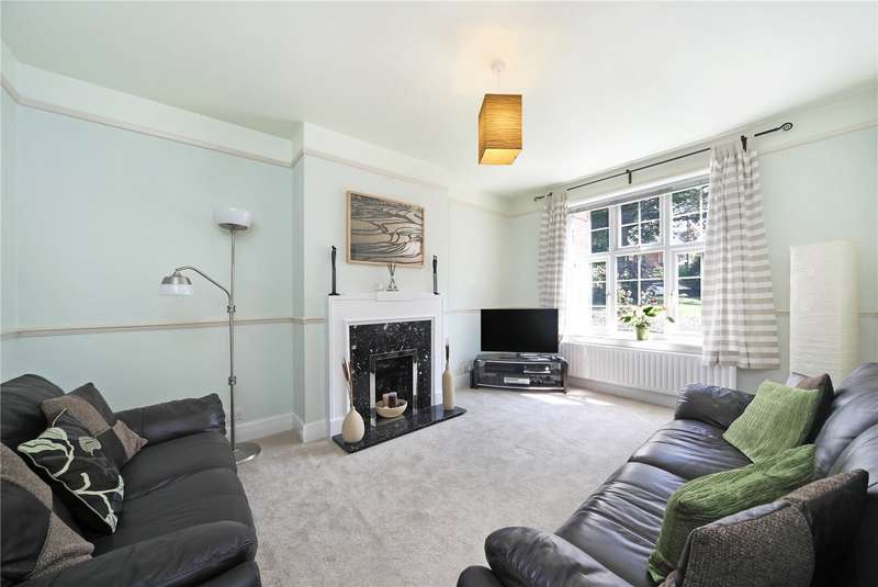 2 Bedrooms Flat for sale in The Orchard, Montpelier Road, London, W5
