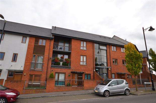2 Bedrooms Apartment Flat for sale in Oakridge Road, Basingstoke, Hampshire