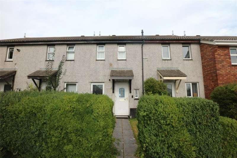 2 Bedrooms Terraced House for sale in Hawthorn Way, Threemilestone, Truro