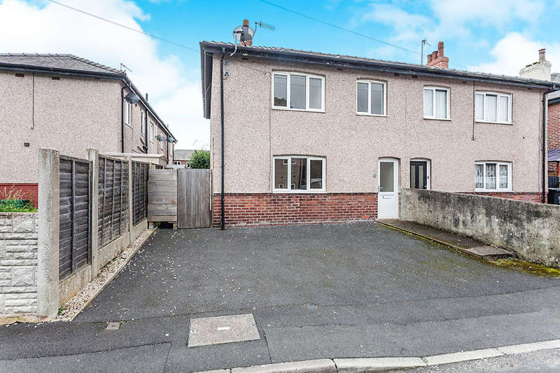 3 Bedrooms Semi Detached House for sale in Queens Drive, Carnforth, LA5