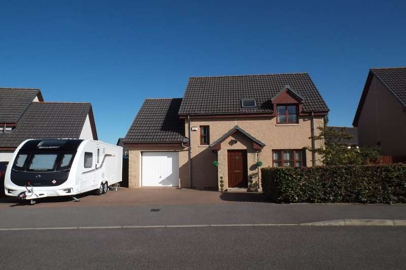 4 Bedrooms Detached House for sale in Bain Road, Elgin, IV30