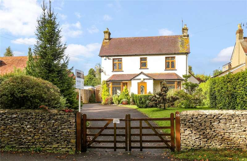 3 Bedrooms Detached House for sale in Windmill Road, Minchinhampton, Stroud, Gloucestershire, GL6