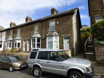 3 Bedrooms End Of Terrace House for sale in Windsor Road, Buxton, Derbyshire