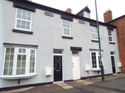 2 Bedrooms Terraced House for sale in Alcester Road, Studley, Warwickshire