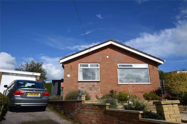 2 Bedrooms Detached Bungalow for sale in The Marles, Exmouth, Devon