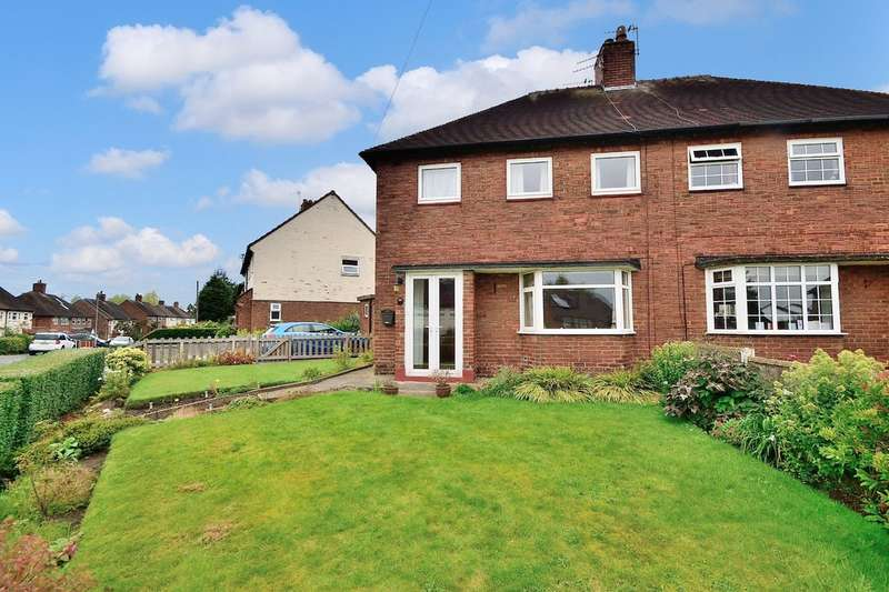 3 Bedrooms Semi Detached House for sale in Waterside, Appleton, Warrington
