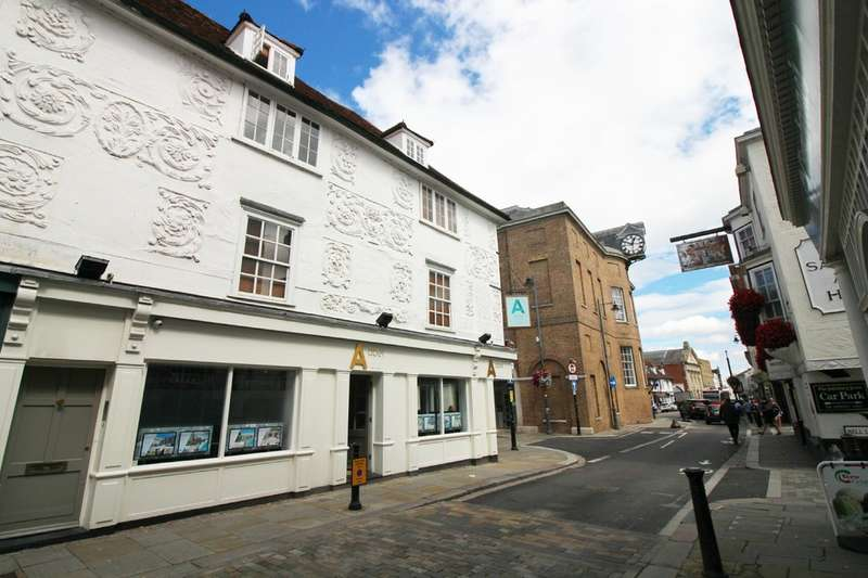 Commercial Property for sale in Fore Street, Hertford