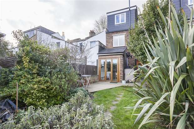 4 Bedrooms Terraced House for sale in Taylors Lane, Sydenham