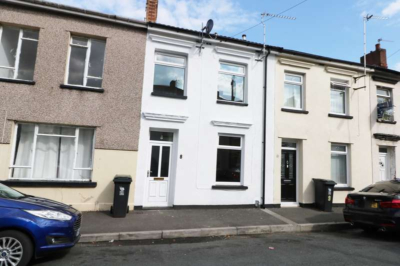 3 Bedrooms Terraced House for sale in Alfred Street, Newport, NP19