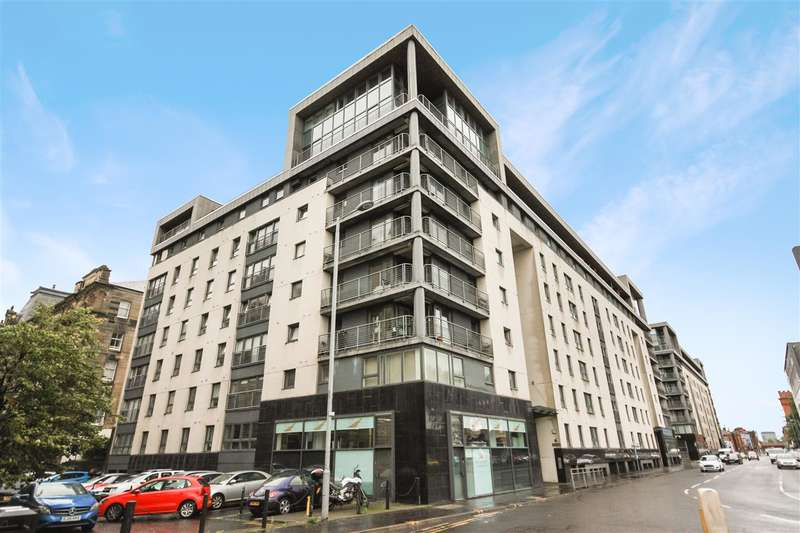 2 Bedrooms Flat for sale in Wallace Street, Glasgow