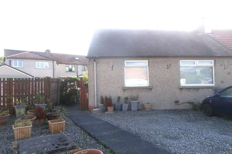 1 Bedroom Semi Detached Bungalow for sale in Tenacres Place, Grangemouth, FK3