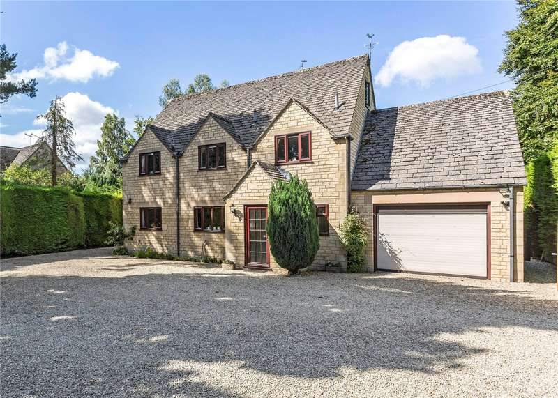 5 Bedrooms Detached House for sale in Ewen, Cirencester, GL7