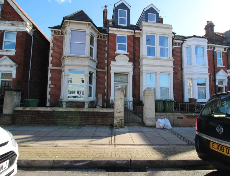4 Bedrooms Flat for rent in London Road, Portsmouth, PO2