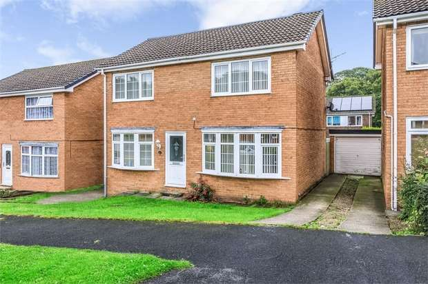 4 Bedrooms Detached House for sale in Kestrel Drive, Scotton, Catterick Garrison, North Yorkshire