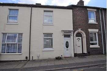 4 Bedrooms Terraced House for sale in Harley Street, Hanley,Stoke-on-Trent, ST1 3LB