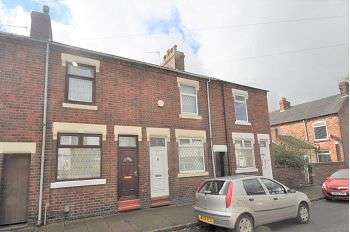 2 Bedrooms Terraced House for sale in Minton Street, Hartshill, Stoke-on-Trent , ST4 7NW