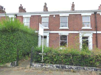 3 Bedrooms Terraced House for sale in St. Ignatius Square, Preston, Lancashire, .