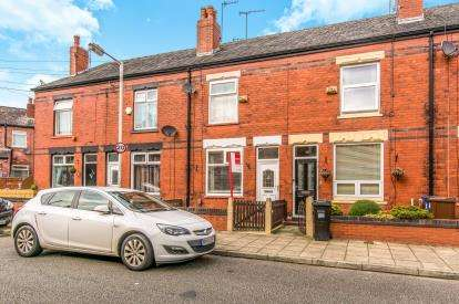 2 Bedrooms Terraced House for sale in Dawson Street, Portwood, Stockport, Cheshire